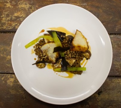 Celeriac and kombu  2