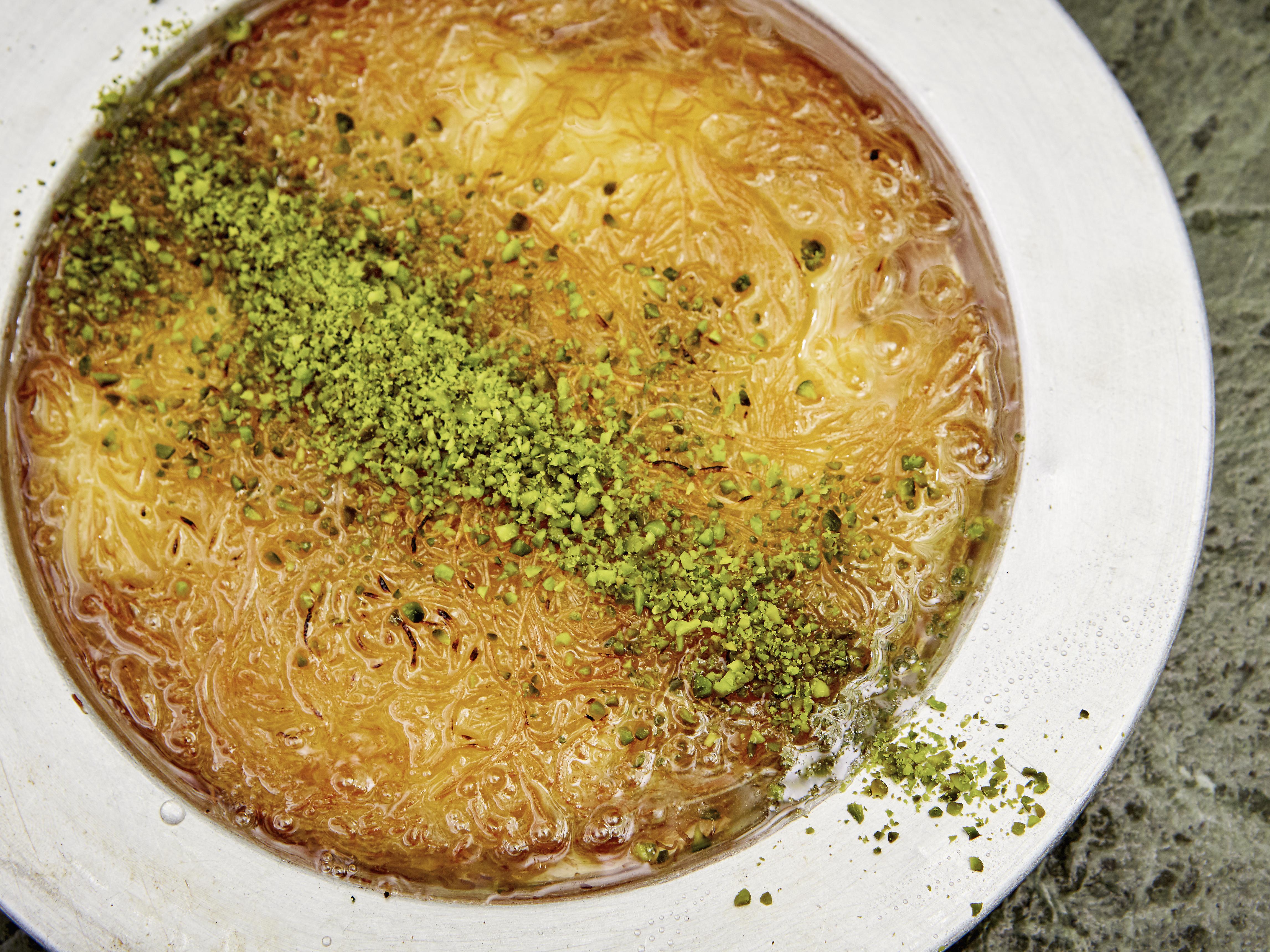 02 yosma food kunefe 011 patricia niven